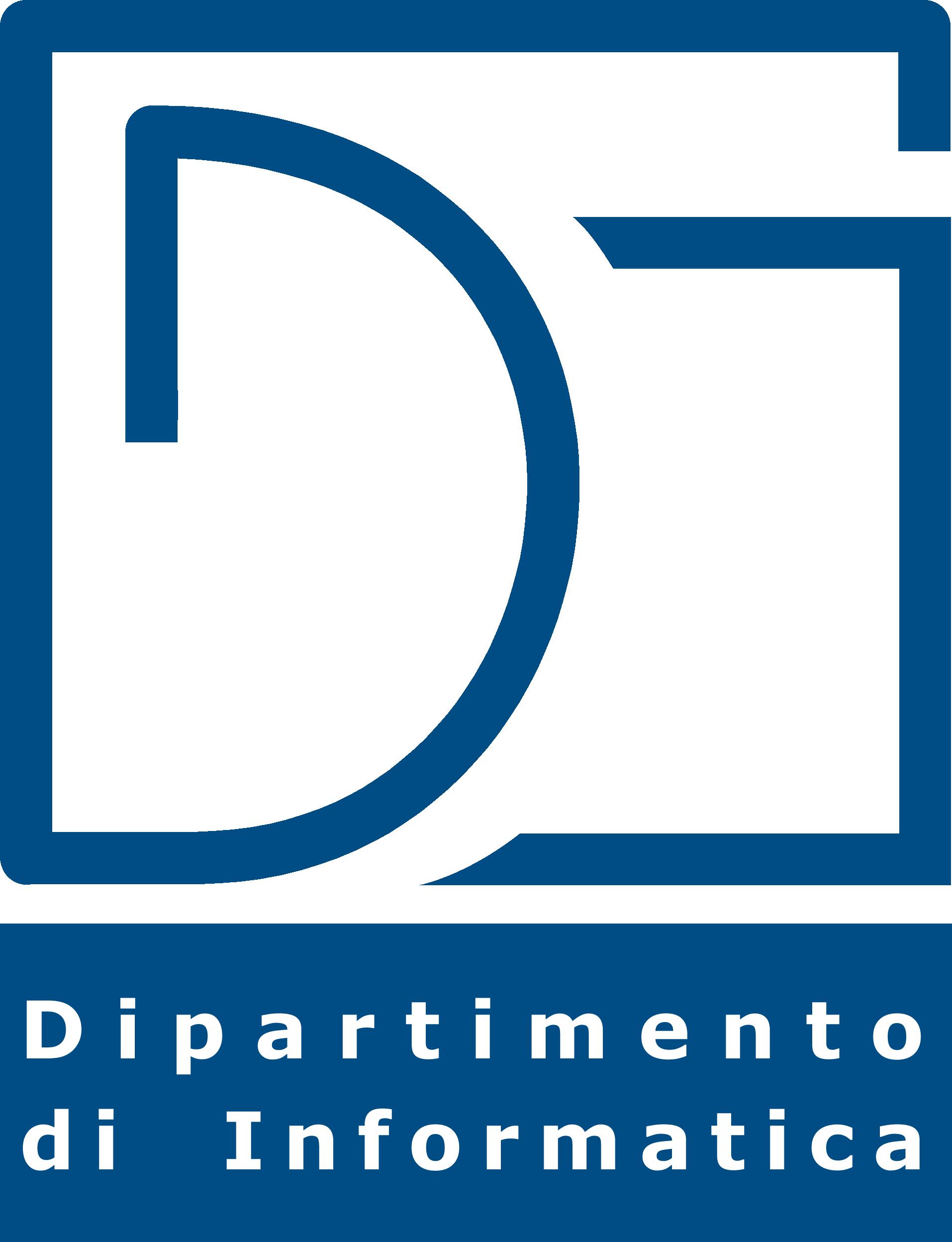 Logo Dipartimento di Informatica - UniPMN